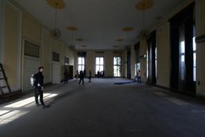 Hotel Dajti – Sall (2009)